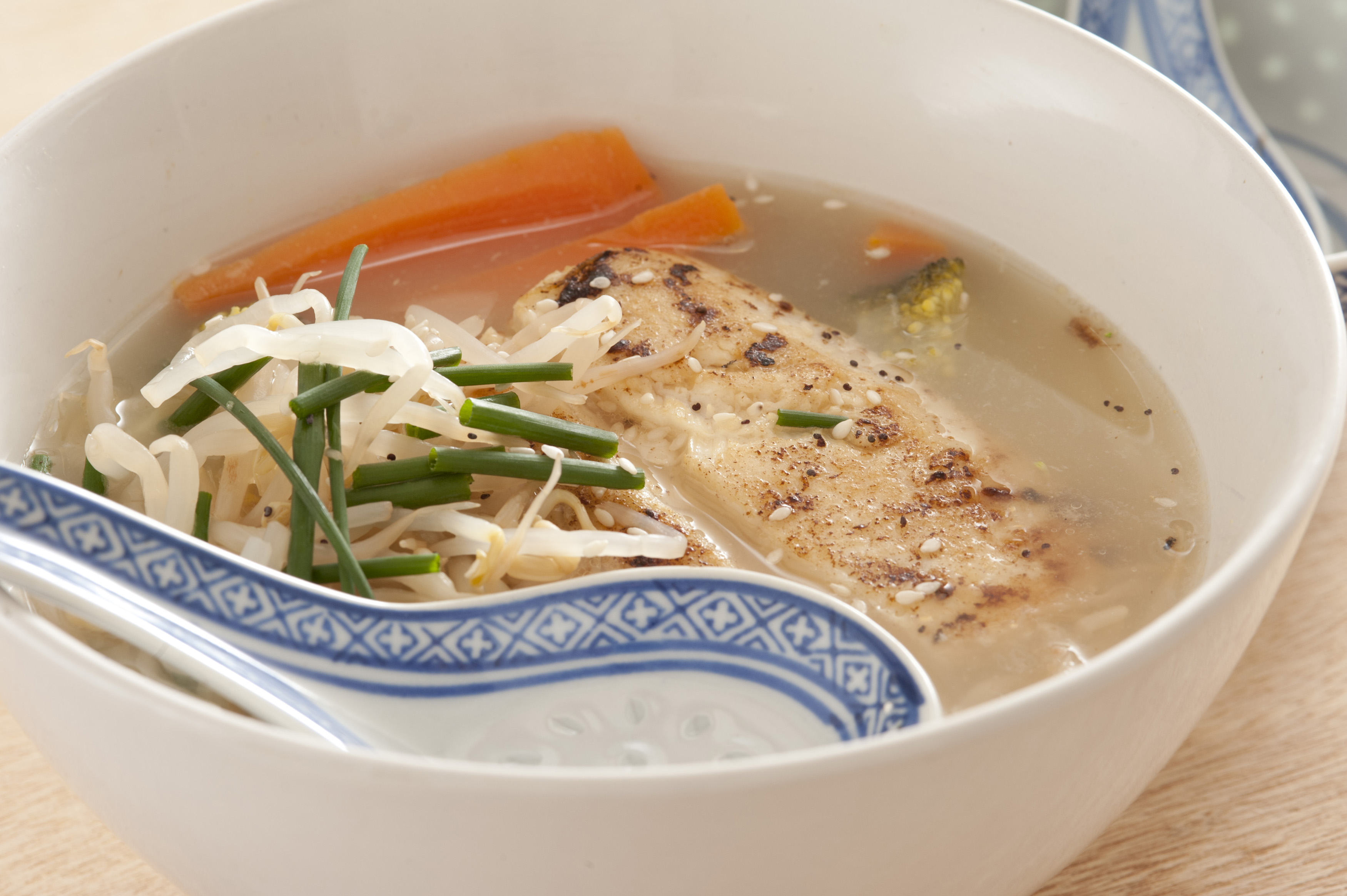 Fish broth free stock image for Fish broth soup