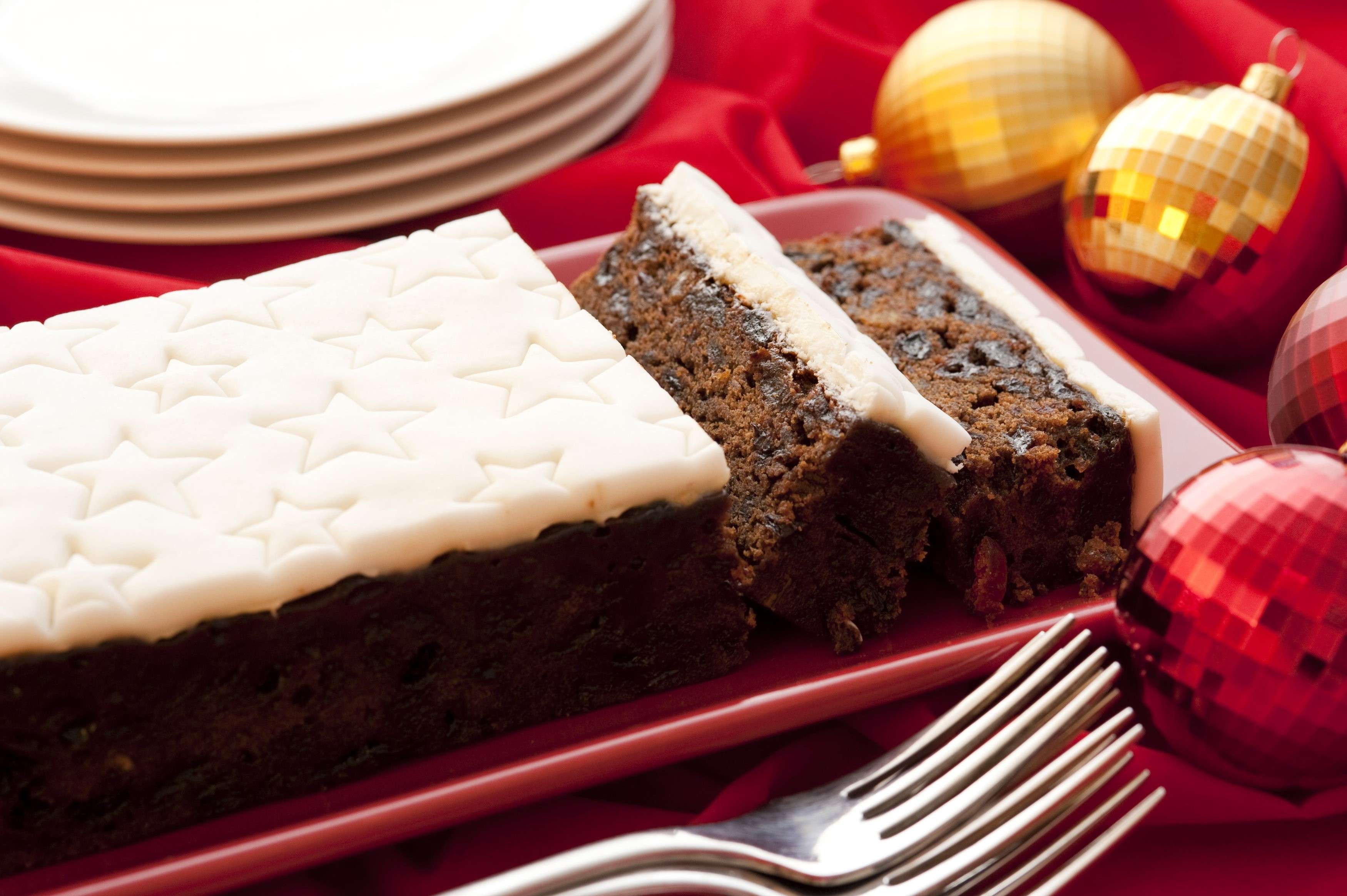 Christmas Fruit Cake Recipes   Dishmaps